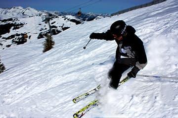 Navette entre Nice et les stations de ski des Alpes-du-Sud