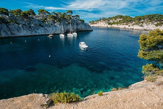 Circuits touristiques sur la Côte-d'Azur